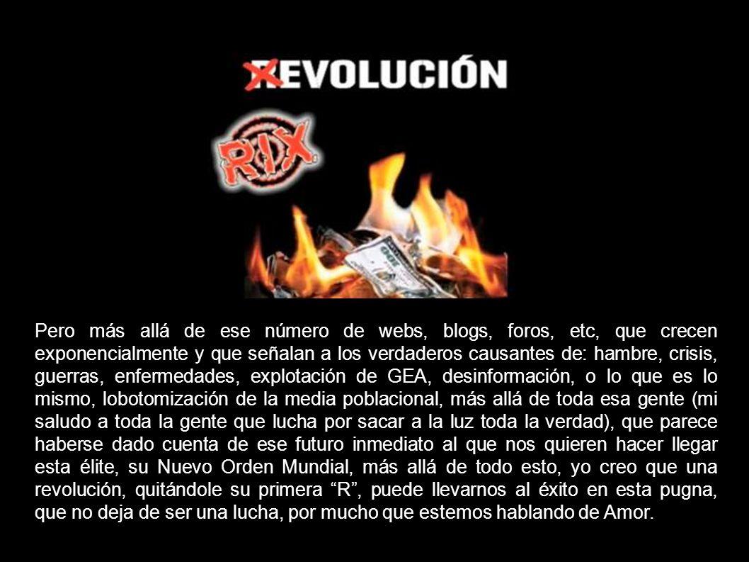 En mi opinión, no es una revolución armada, todas fracasaron.
