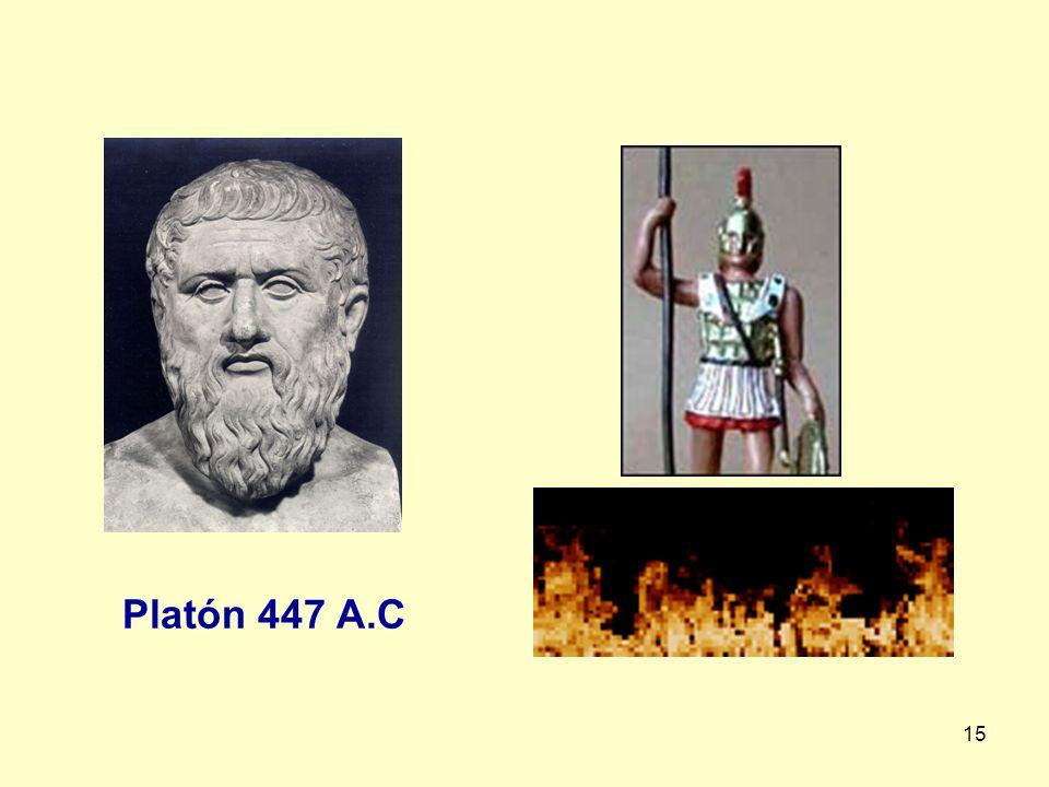 15 Platón 447 A.C