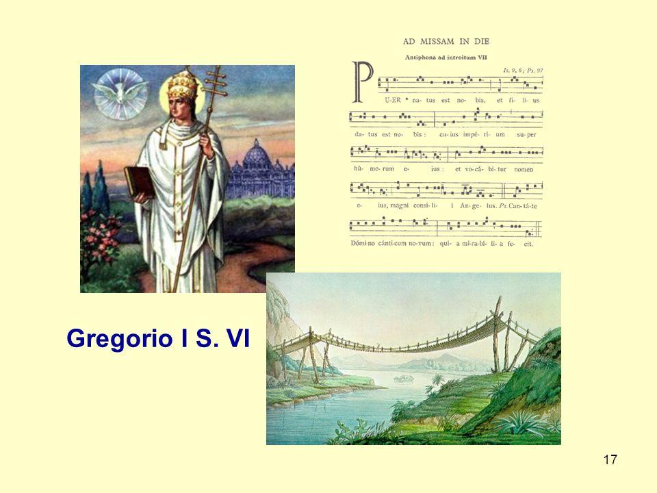 17 Gregorio I S. VI