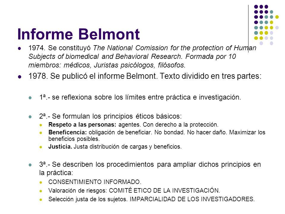 Evaluación del caso clínico 1º Deliberación de los hechos.