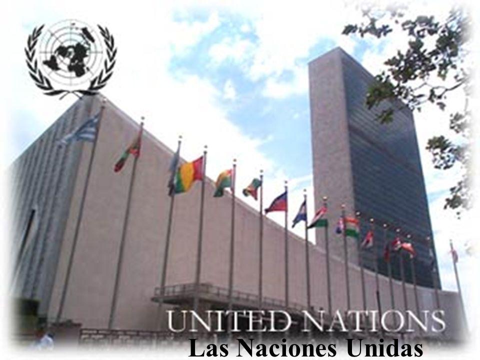 Las Naciones Unidas