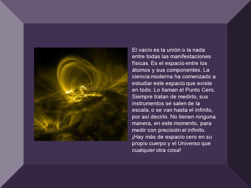Los antiguos sabían de esto. Ellos dijeron que Dios había creado periódicamente nuevos Universos exhalando y recreado otros Universos inspirando. Esta
