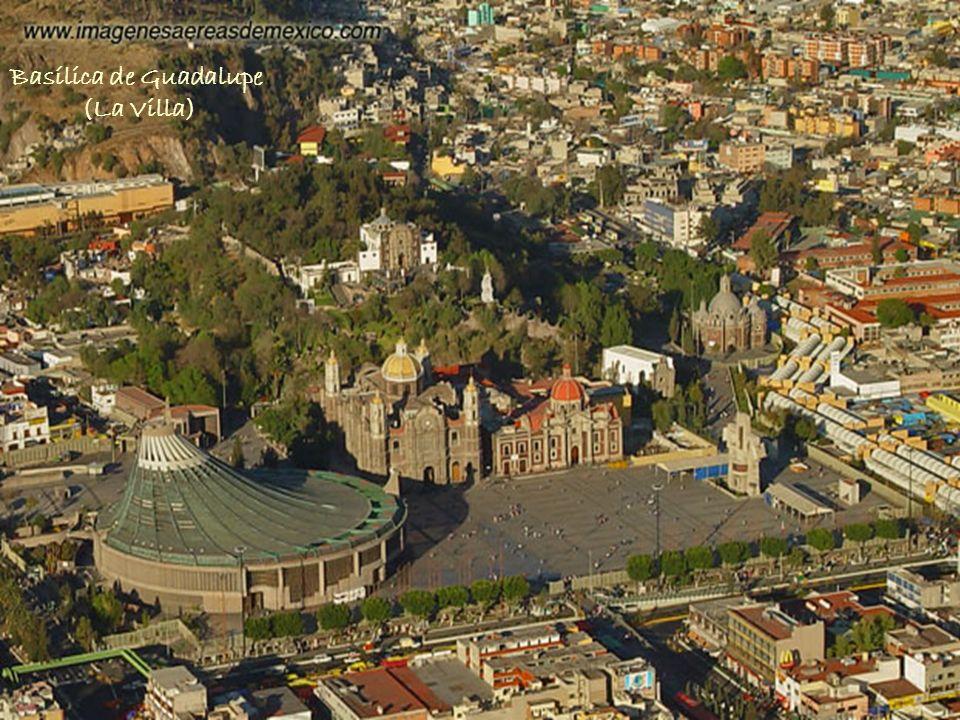 Basílica de Guadalupe (La Villa)