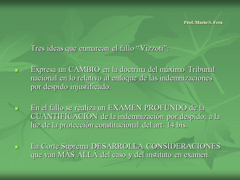Prof. Mario S. Fera Prof. Mario S.