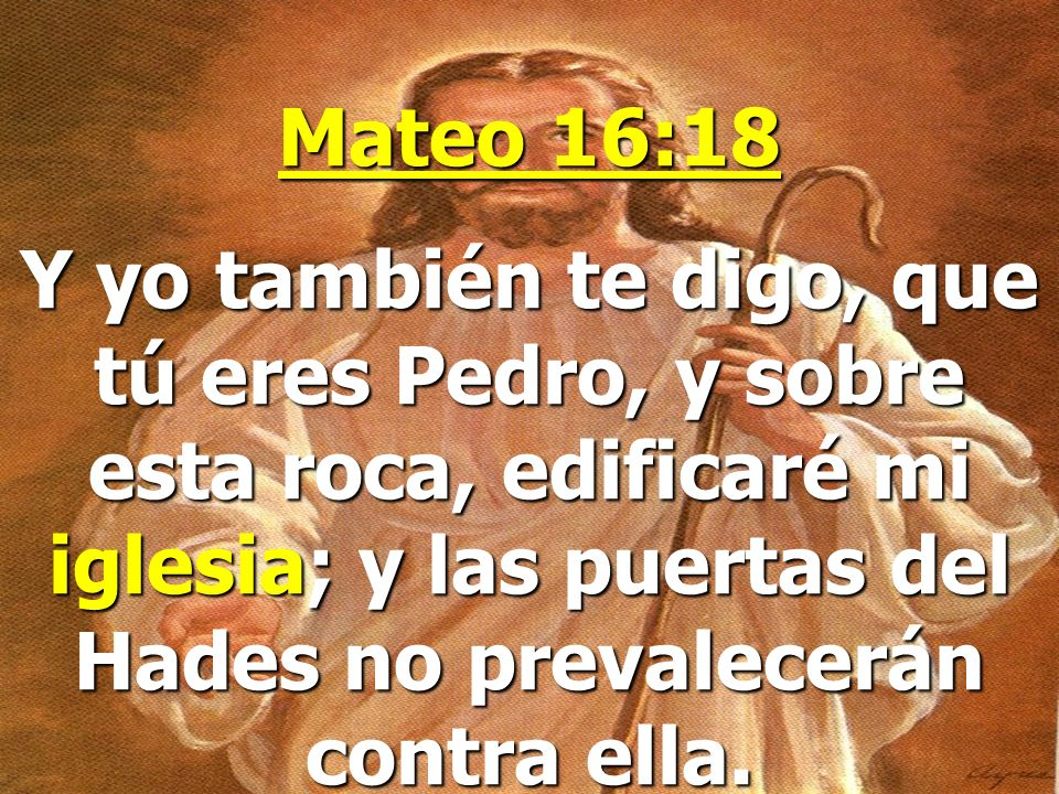 Porque no hará nada Jehová el Señor, sin que revele su secreto a sus siervos los profetas. Amós 3:7