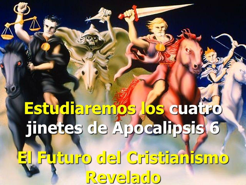 Libro de Apocalipsis La Revelación de Jesucristo... Apocalipsis 1:1 El último libro de la Biblia, escrito para la última generación de hombres y mujer