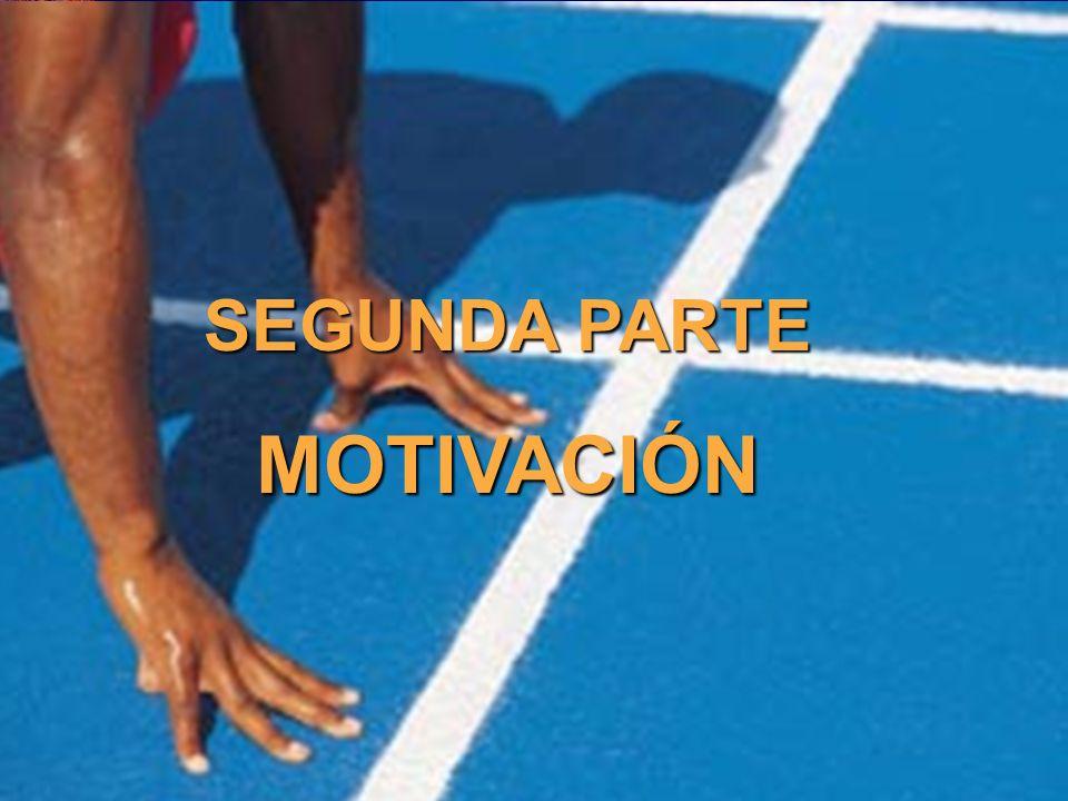 © The O.D.Institute37 SEGUNDA PARTE MOTIVACIÓN