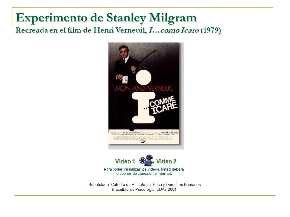 Instructor Experimentador Alumno Experimento de Stanley Milgram Objeciones metodológicas Objeciones éticas Cuestión de la ética en la experimentación científica.