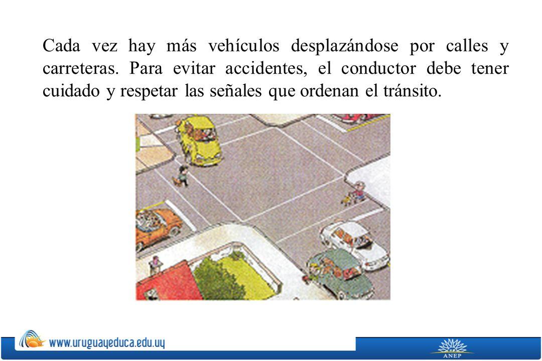 Cada vez hay más vehículos desplazándose por calles y carreteras.