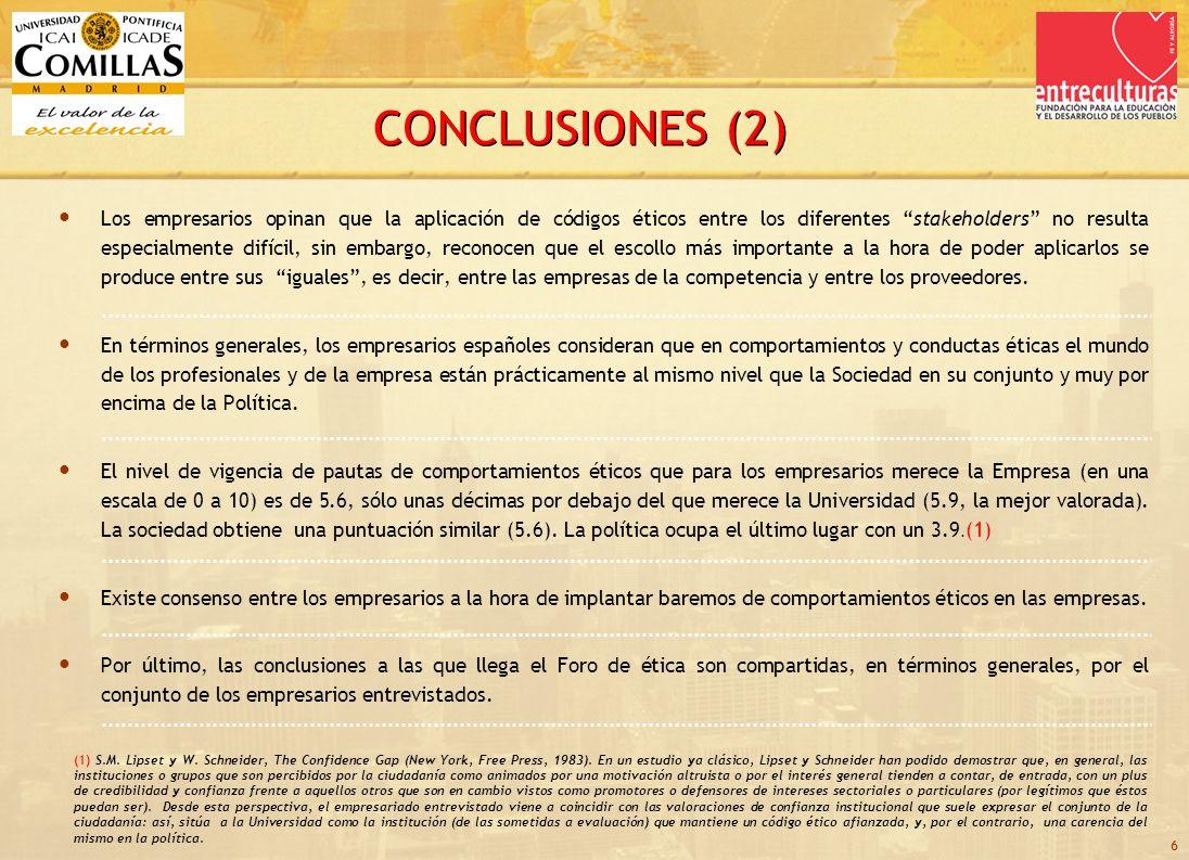 37 TOTAL TIPO DE MUESTRA OTRAS COTIZADASIBEX 35 % DE ENTREVISTADOS SEGÚN OTRAS EMPRESAS