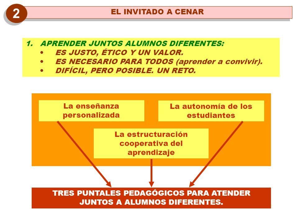 DOS CUESTIONES PARA EL DEBATE: 5.
