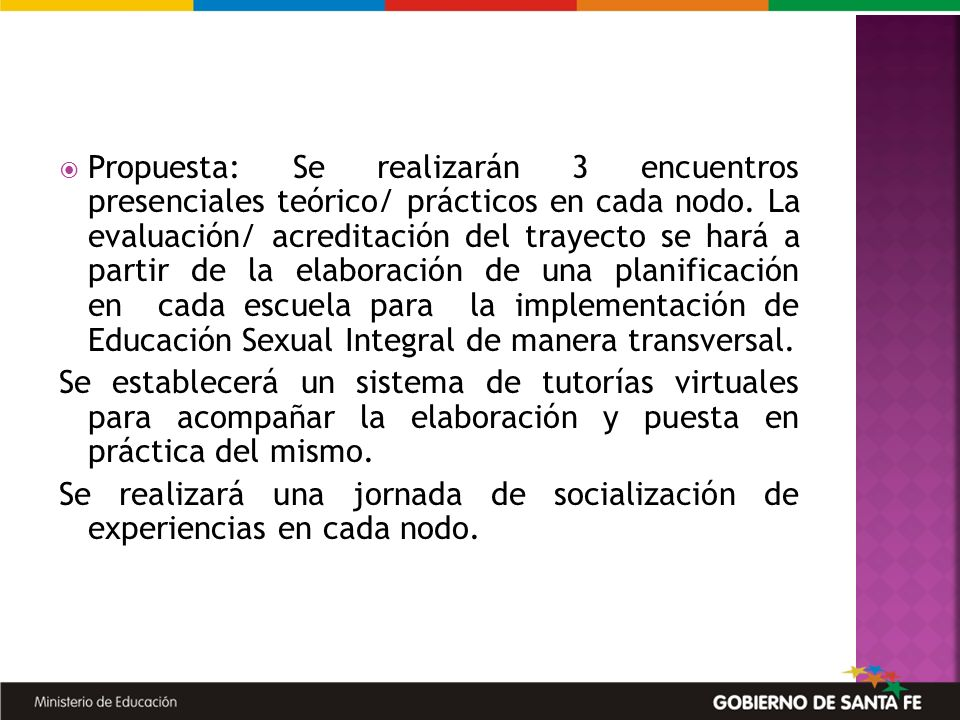 MARCO LEGAL PARA LA EDUCACIÓN SEXUAL INTEGRAL