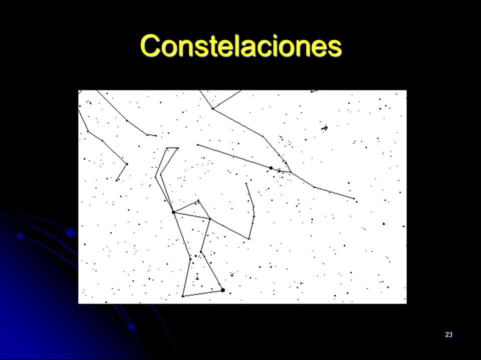 23 Constelaciones