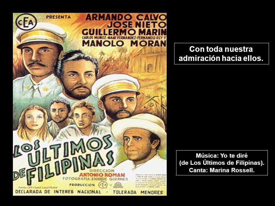 En Manila, la comisión española encargada de recibirlos, los alojó en el Palacio de Santa Potenciana, antigua Capitanía General.