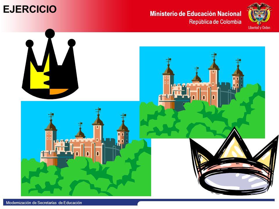 Modernización de Secretarías de Educación Ministerio de Educación Nacional República de Colombia PREGUNTAS DE REFLEXIÓN ¿Qué entiendo por EMPODERAMIENTO Y TOMA DE DECISIONES.