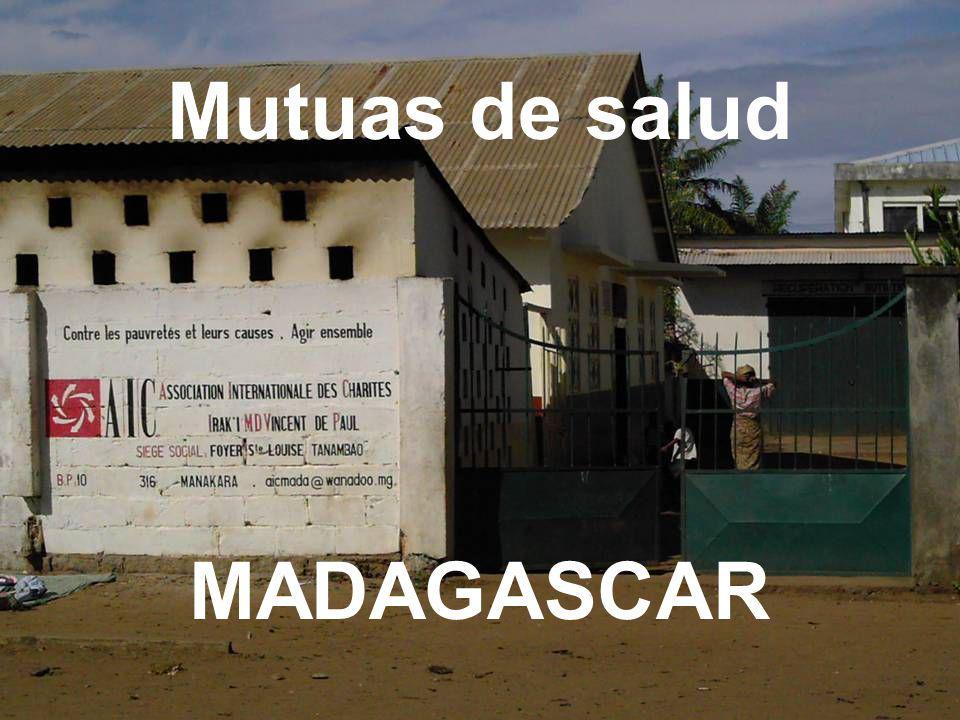 Mutuas de salud MADAGASCAR