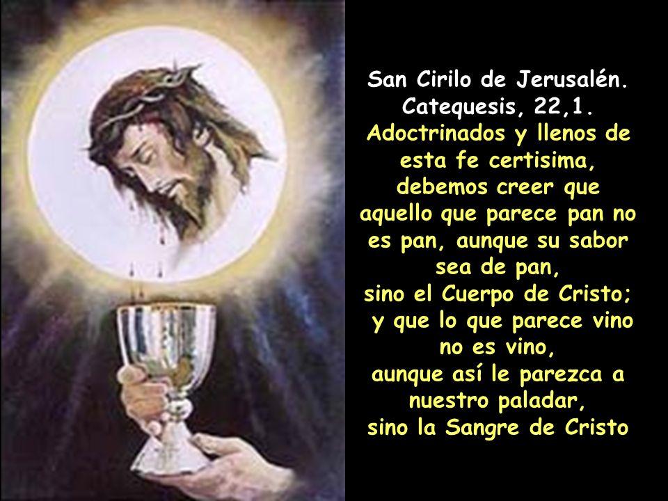 Macario, Obispo de Magnesia, Apocritico, 3:23, 400 D.C. Cristo tomó el pan y el cáliz, cada uno de la misma forma y dijo,