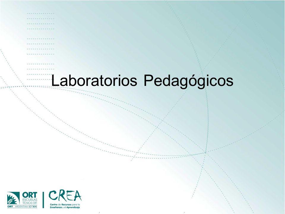 Laboratorios Pedagógicos