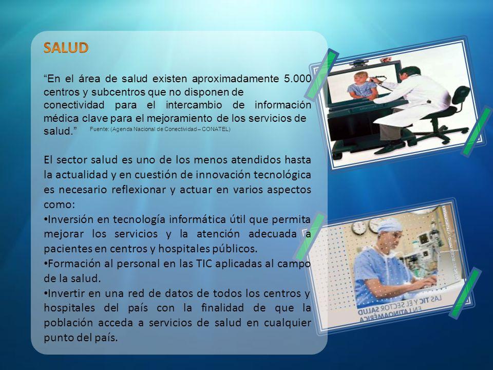 Realizar proyectos sobre apoyo internacional ( convenios) relacionado a inversión en tecnología en hospitales para la realización de intervenciones quirúrgicas asistidas por video conferencia con especialistas extranjeros.