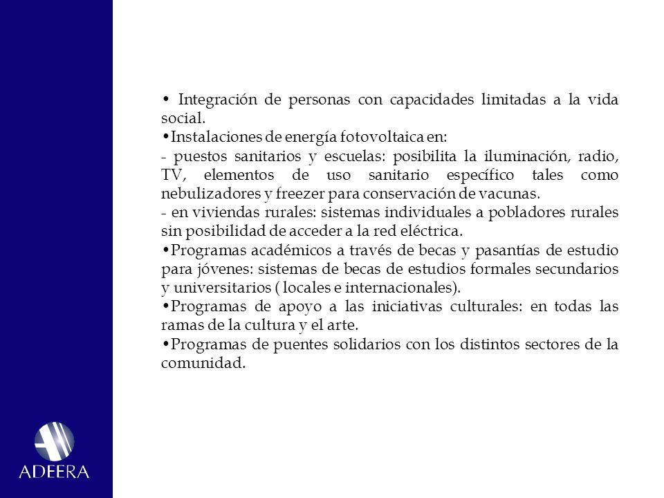 Traslado de la gestión de la empresa eléctrica a través de una cátedra en la Universidad Tecnológica Nacional.