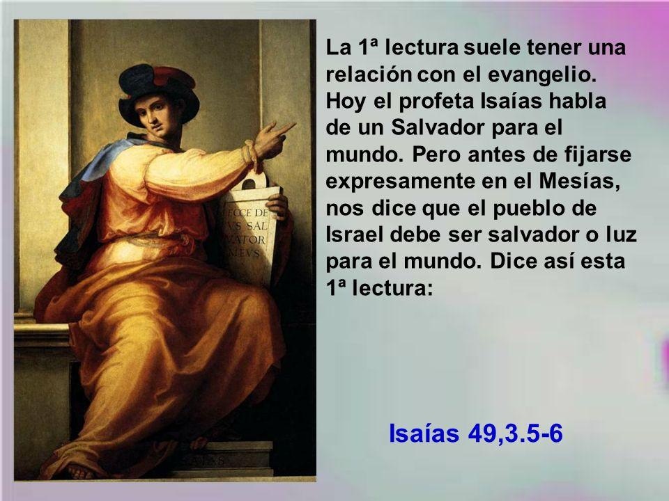 Recordemos que, según decía san Pablo, nadie puede decir que Jesús es el Señor, sin la fuerza del Espíritu. Con más razón ser Hijo de Dios y reconocer