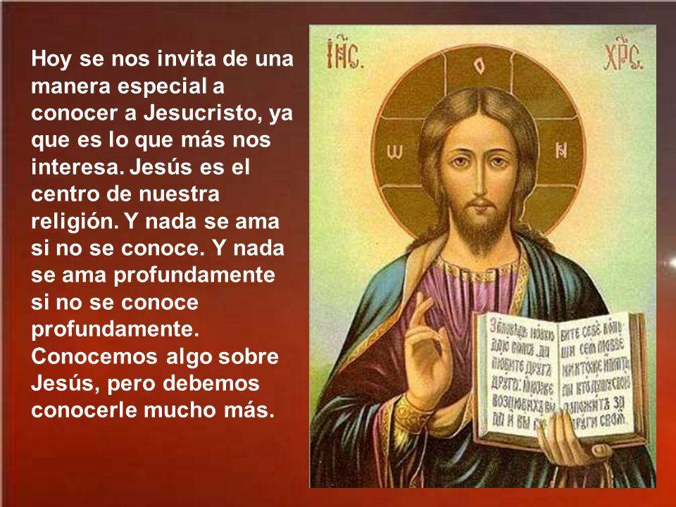 En aquel tiempo, al ver Juan a Jesús que venía hacia él, exclamó: