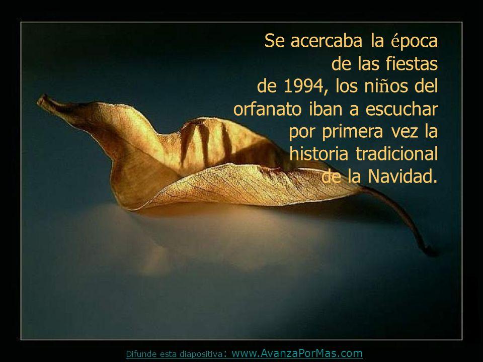 De allí surgió esta historia relatada por los mismos visitantes: Difunde esta diapositiva : www.AvanzaPorMas.com