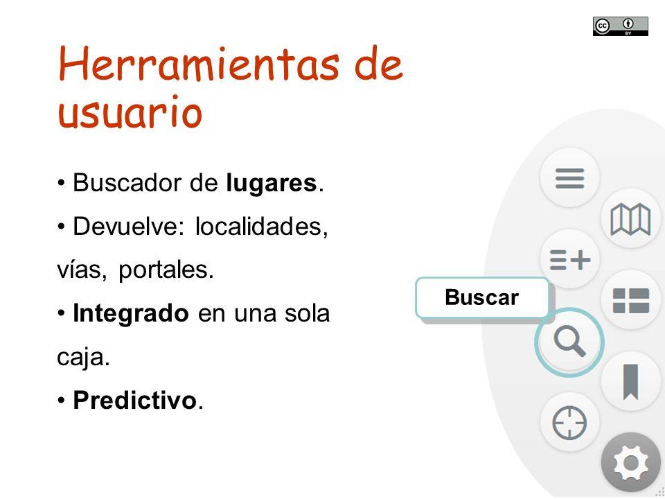 TALLER SITNA PARA MÓVILES SITNA en tu móvil Buscar Buscador de lugares. Devuelve: localidades, vías, portales. Integrado en una sola caja. Predictivo.