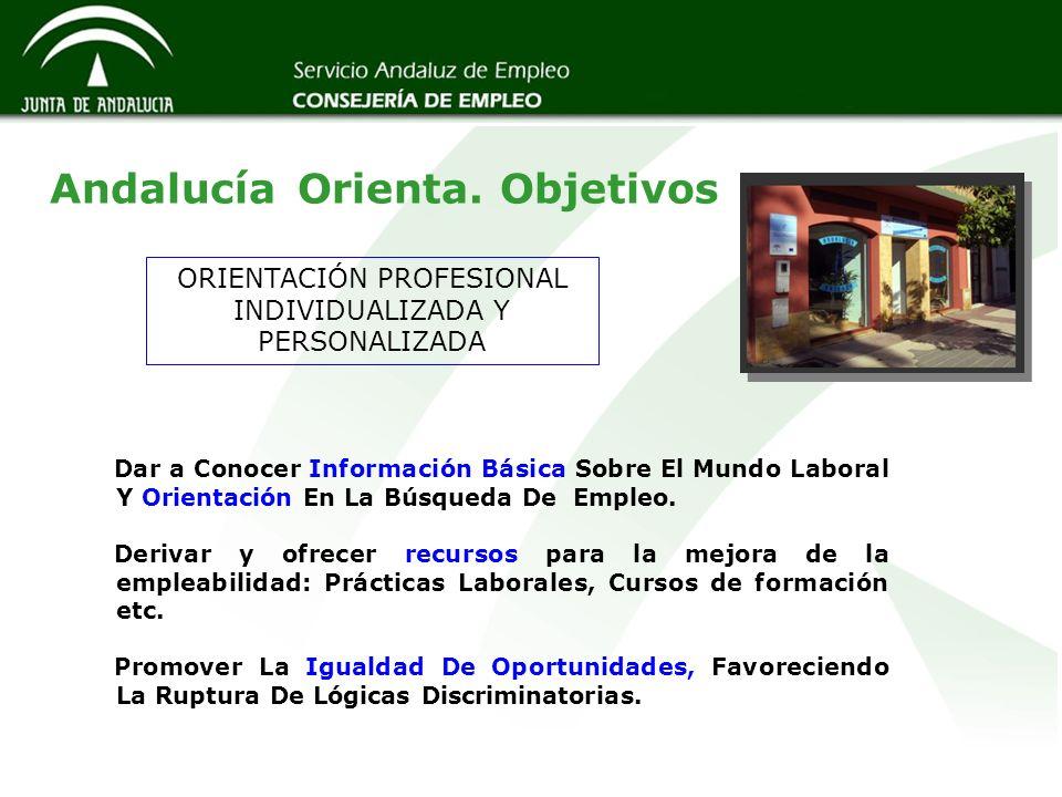Dar a Conocer Información Básica Sobre El Mundo Laboral Y Orientación En La Búsqueda De Empleo.