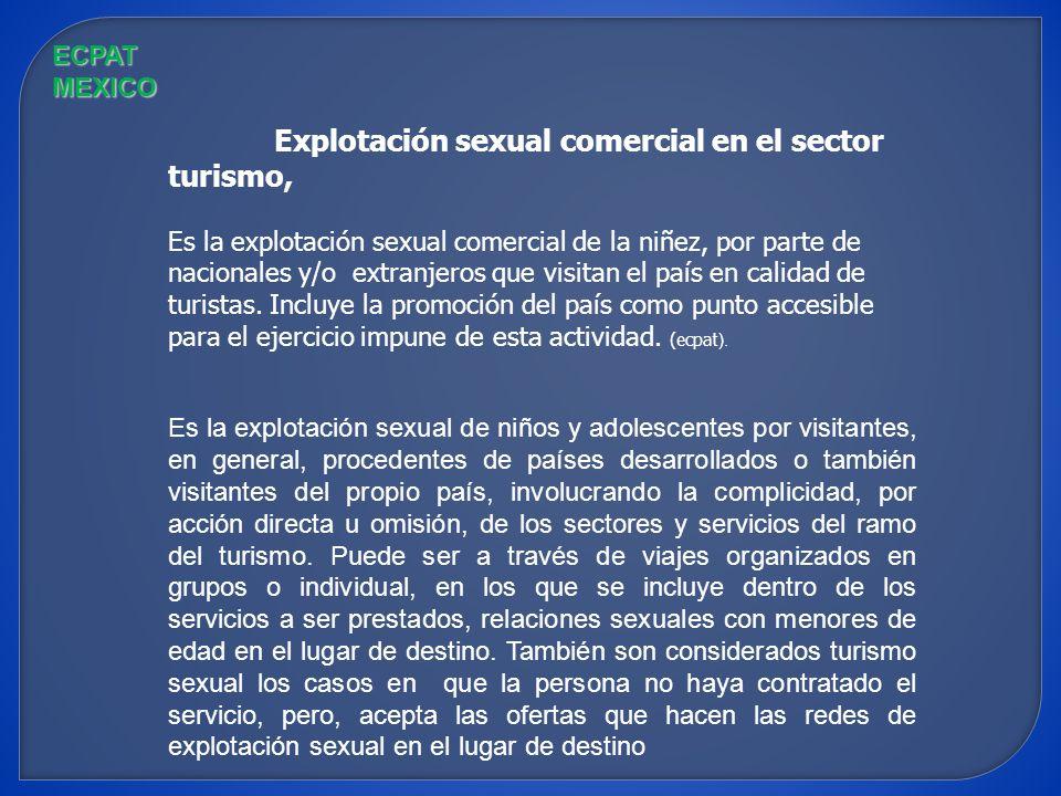Pornografía,.. Toda representación, por cualquier medio, de un niño (a) involucrado en actividades sexuales explícitas, reales o simuladas o cualquier