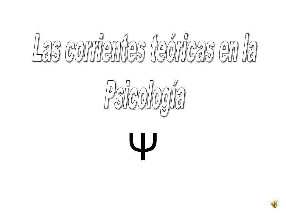 Psicología Humanística Aunque no directamente, pero a Erich Fromm (psicoanalista germano- estadounidense) se le puede considerar también dentro de esta corriente de la Psicología.