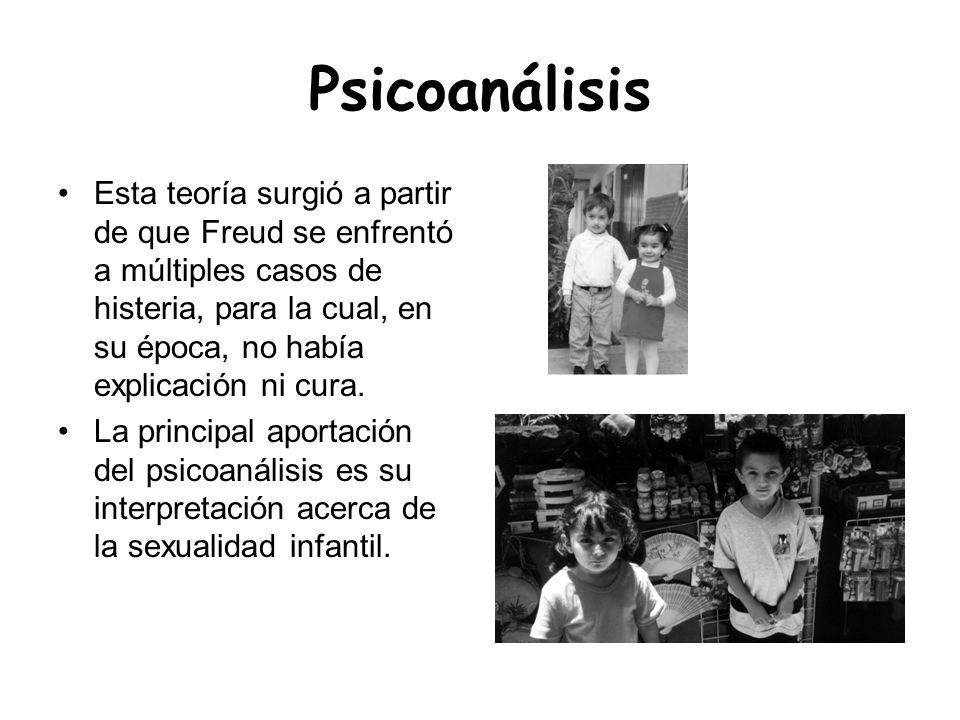 Psicoanálisis La teoría psicoanalítica se puede considerar como una aproximación de altísimo impacto en el mundo y la cultura occidental.
