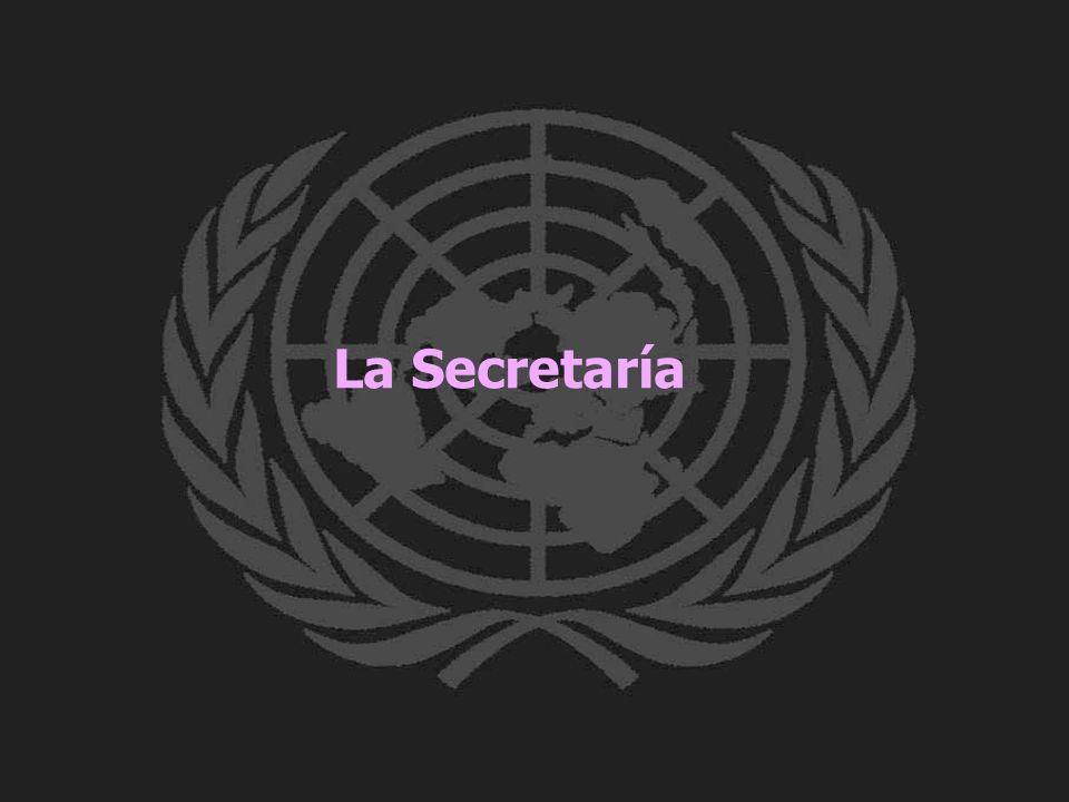 La Secretaría