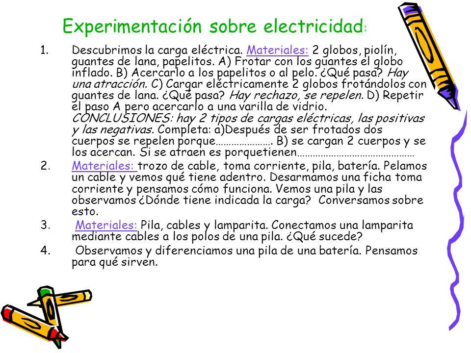 ETAPA 3: Vamos a la Biblioteca de la escuela y vemos un video acerca de la electricidad y el magnetismo.