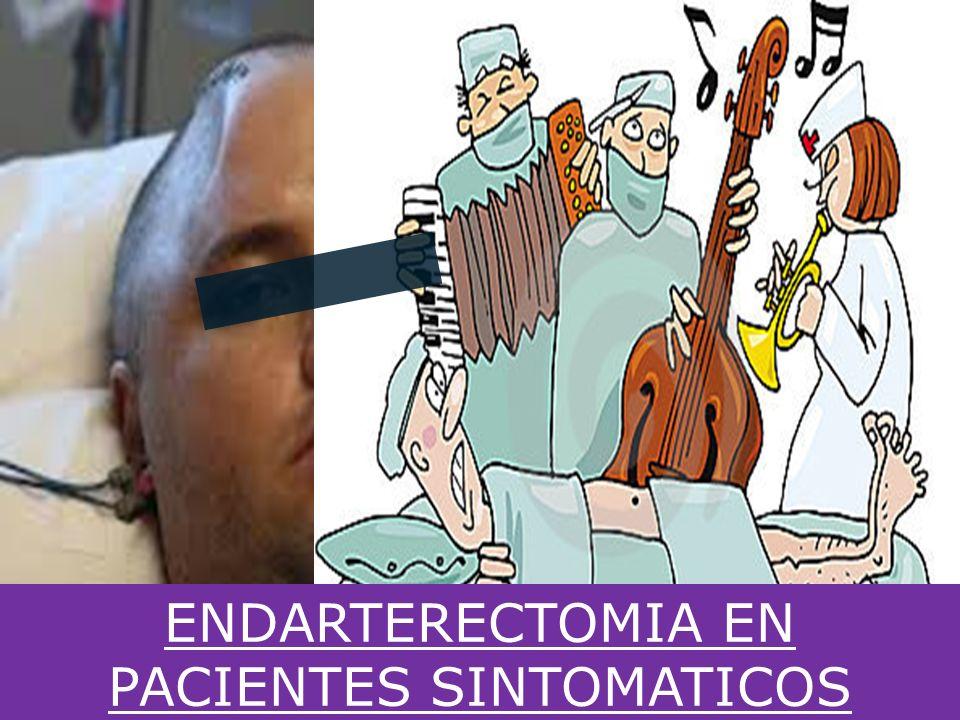 Curso APMI 2011 ENDARTERECTOMIA EN PACIENTES SINTOMATICOS