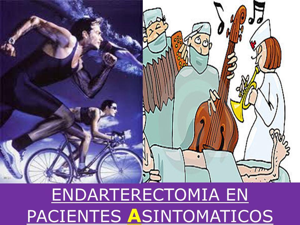 Curso APMI 2011 ENDARTERECTOMIA EN PACIENTES A SINTOMATICOS