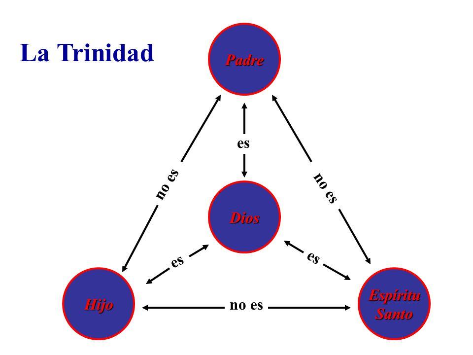 Textos Bíblicos que apoyan la Trinidad Antiguo Testamento: - Elohim, el nombre plural para Dios, si bien no indica trinidad, sí indica pluralidad de personas dentro de la Deidad.
