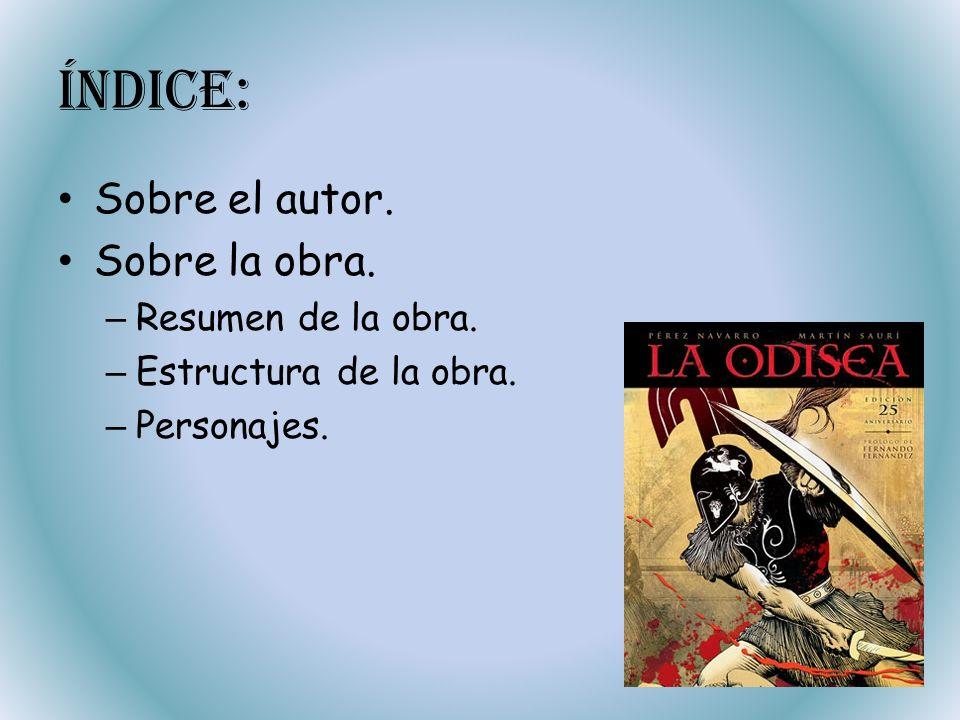 La Odisea, la película: Producida en 1997 por el director ruso Andrei Konchalovsky.