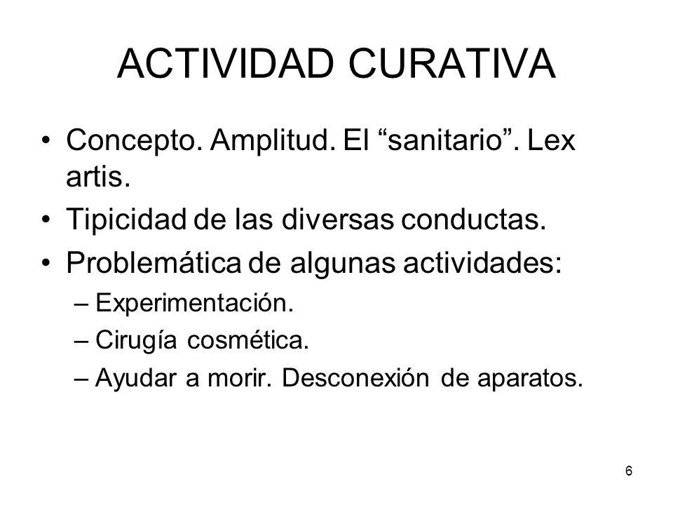 7 EXPERIMENTACIÓN Experimentación terapéutica.Experimentación pura.