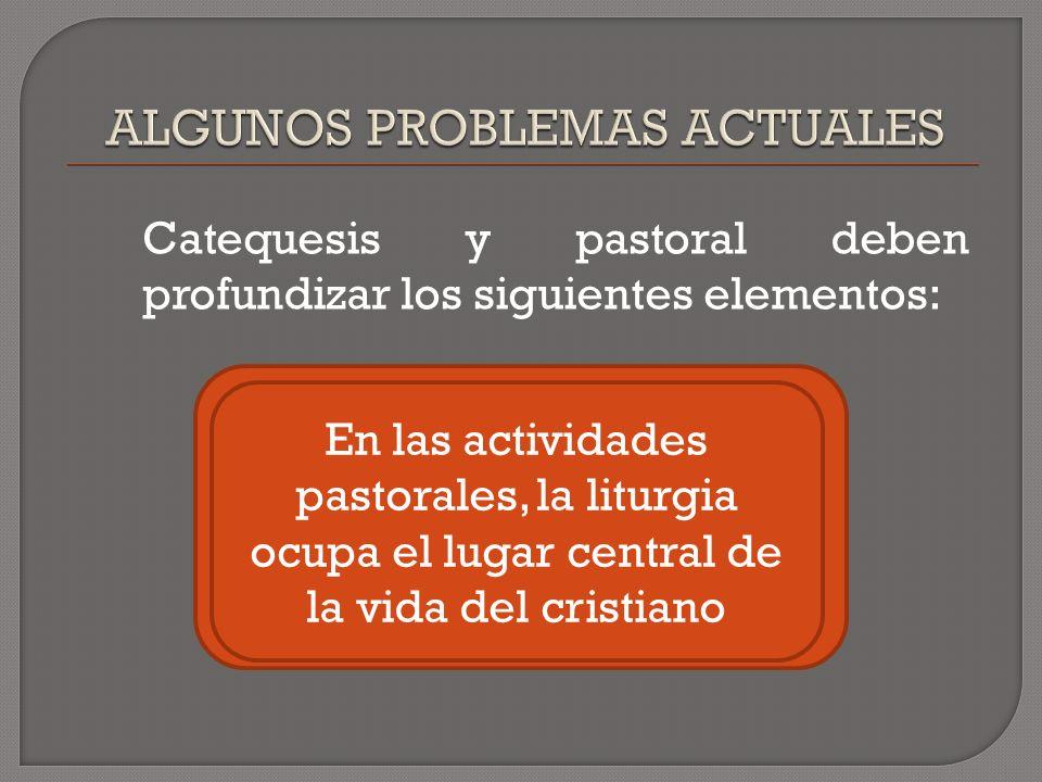 La liturgia es epíclesis del Espíritu sobre la vida.
