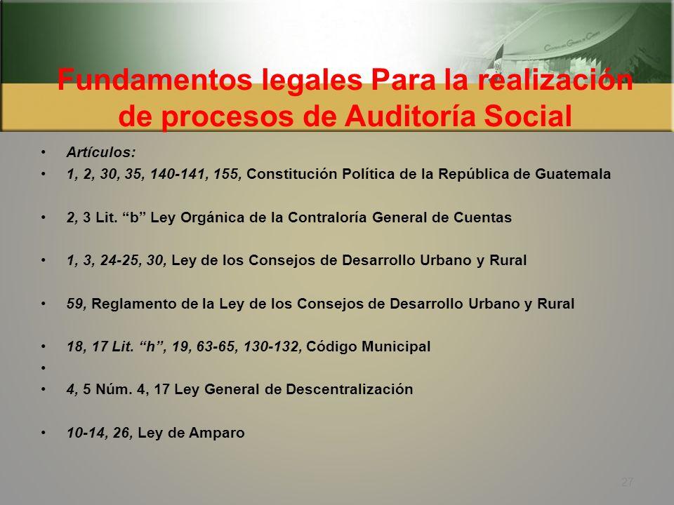 CENTRO DE GESTIÓN DE DENUNCIAS CIUDADANAS DE LA CONTRALORÍA GENERAL DE CUENTAS Se pueden presentar denuncias a través de varios medios: Personalmente
