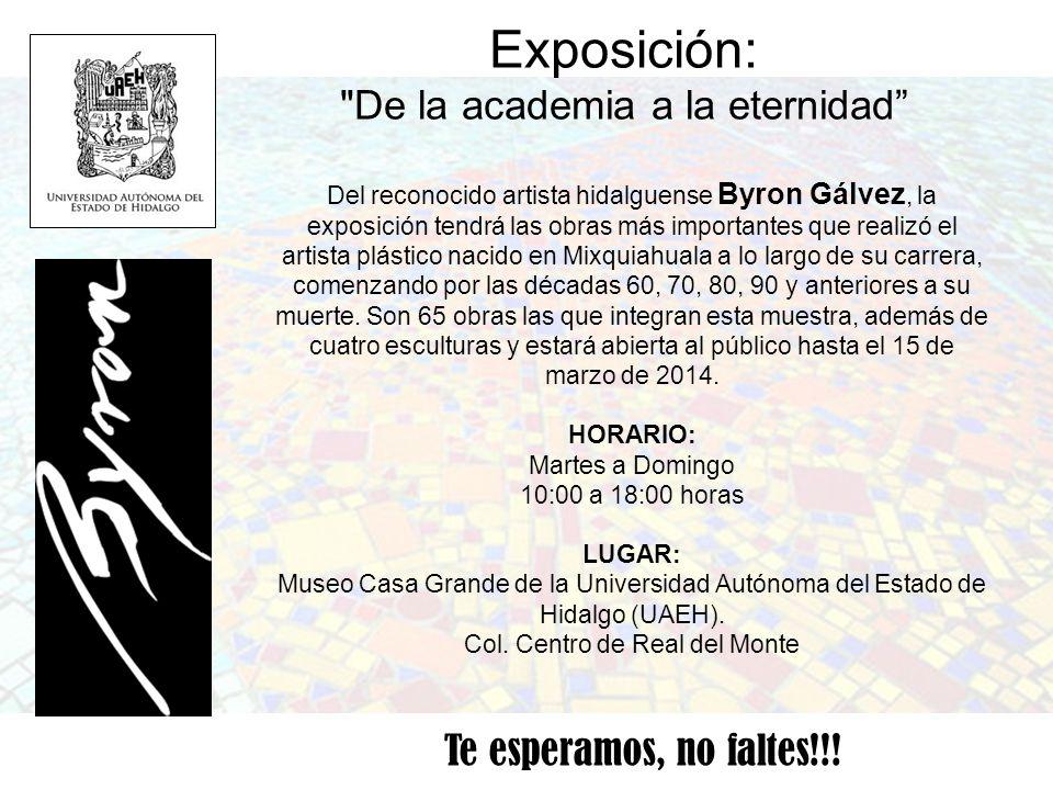 Exposición: