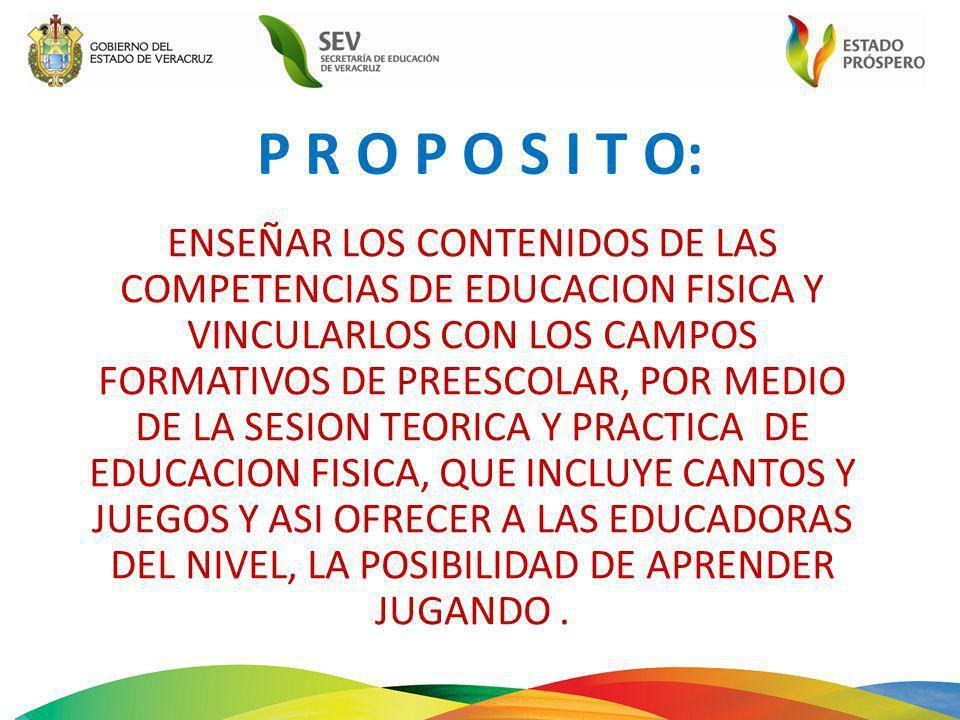 LA EDUCACIÓN FÍSICA EN COMPETENCIAS.