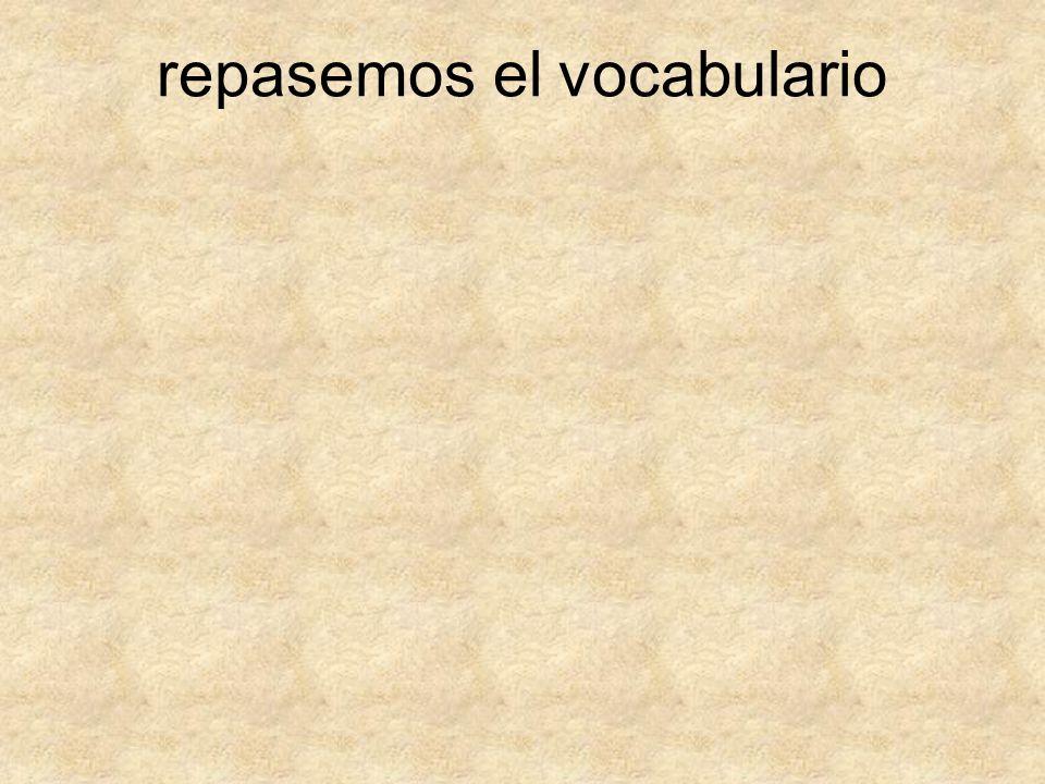 Vocabulario suplementario Salir con… Ponerse (adj.).