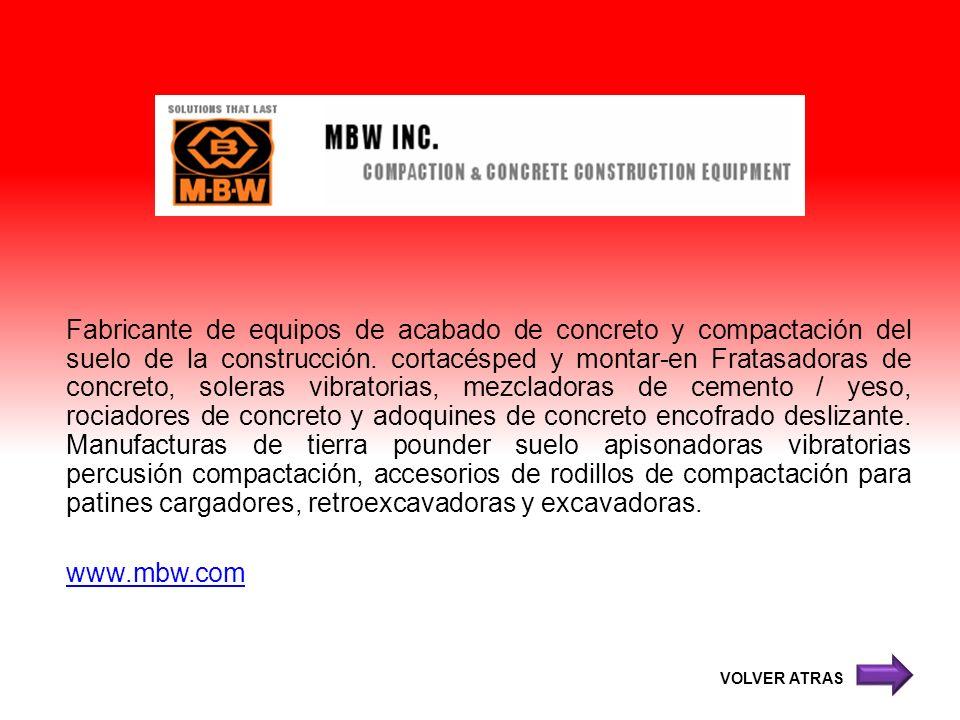 Fabricante de equipos de acabado de concreto y compactación del suelo de la construcción. cortacésped y montar-en Fratasadoras de concreto, soleras vi