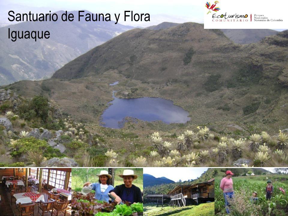 Santuario de Fauna y Flora Iguaque