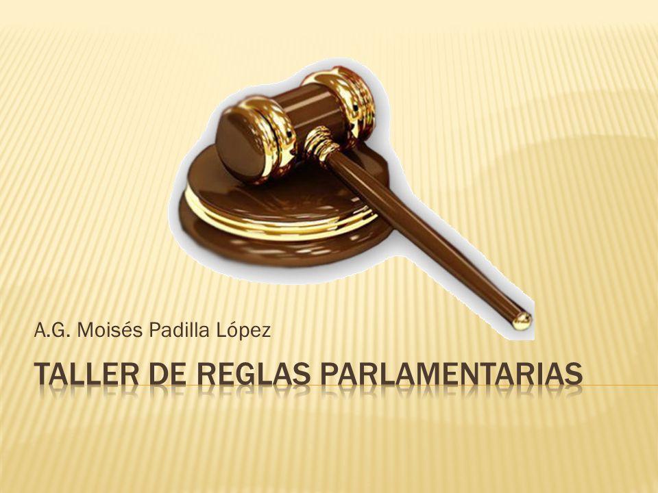 A.G. Moisés Padilla López