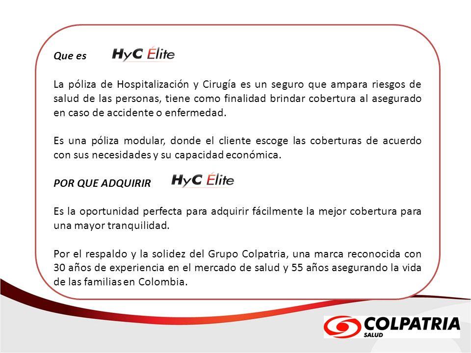 ASISTENCIA MÉDICA COLPATRIA Es un servicio telefónico atendido por médicos durante las 24 horas del día.