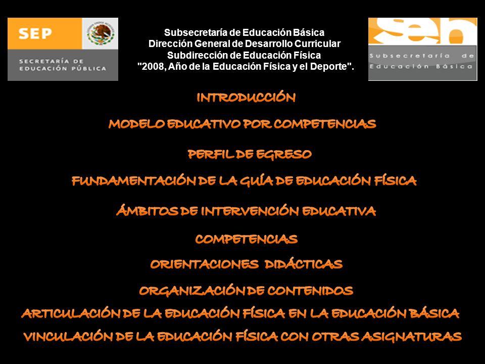 INICIO Subsecretaría de Educación Básica Dirección General de Desarrollo Curricular Subdirección de Educación Física 2008, Año de la Educación Física y el Deporte .