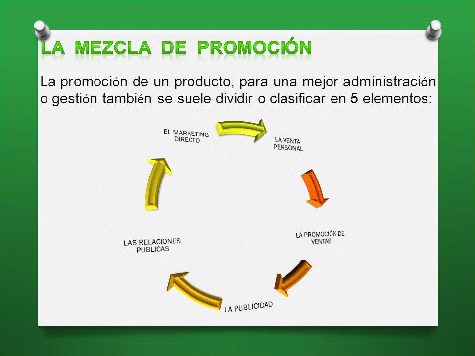 La Venta Personal La Venta Personal consiste en promocionar un producto o servicio a través de una interacción directa o personal entre un vendedor y un consumidor.